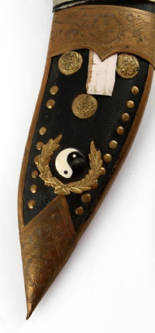 NEPALESE NEPALI KUKRI KHUKURI GURKHA KNIFE - 6