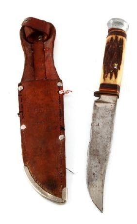 HUNTING KNIFE RICH ABR HERDER SOLINGEN