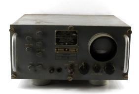ANTIQUE WWII US NAVY PANORAMIC RADIO ADAPTER RBV-2