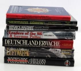 LOT WWII SS LUFTWAFFE BOOKS HITLER GERMANY GORING