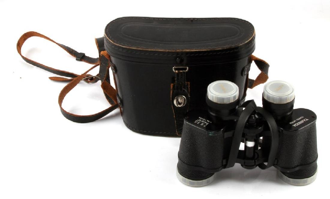 YASHICA COATED OPTICS 7 X 35 FIELD 10 BINOCULARS