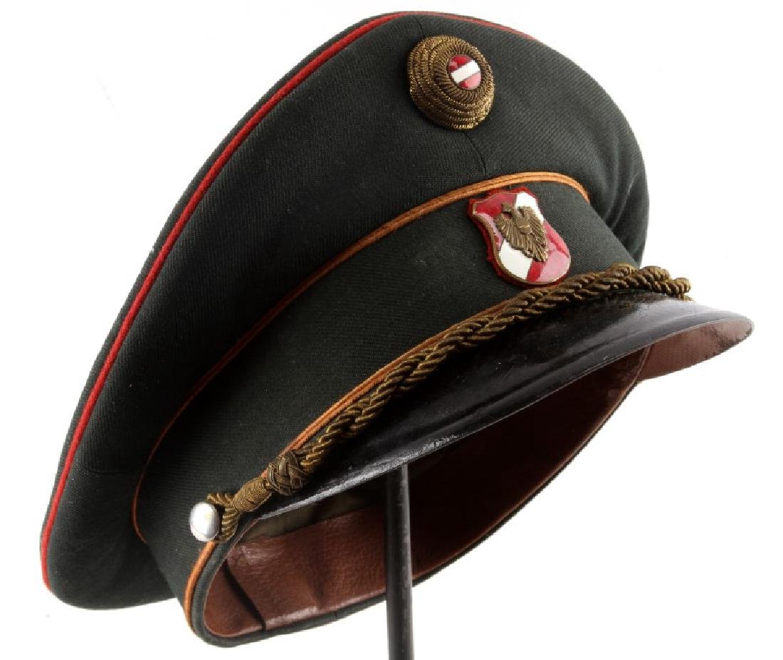 AUSTRIAN POST WAR BORDER POLICE SERVICE CAP