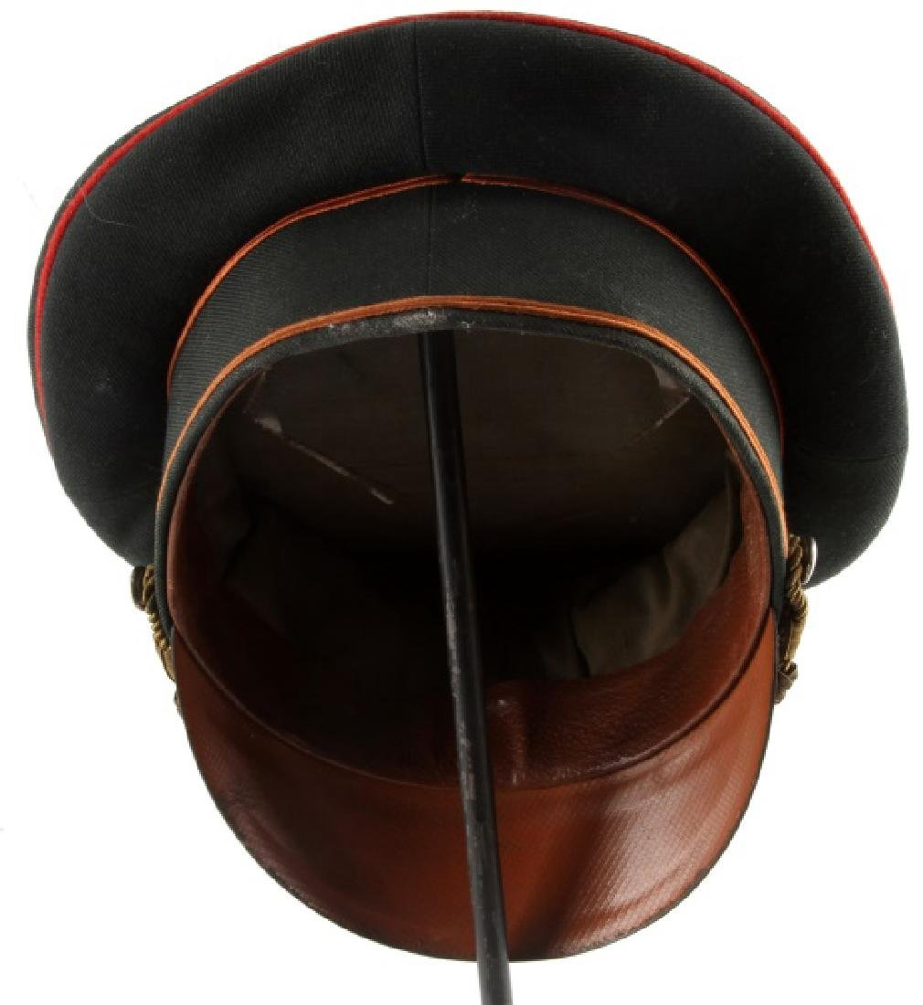AUSTRIAN POST WAR BORDER POLICE SERVICE CAP - 3
