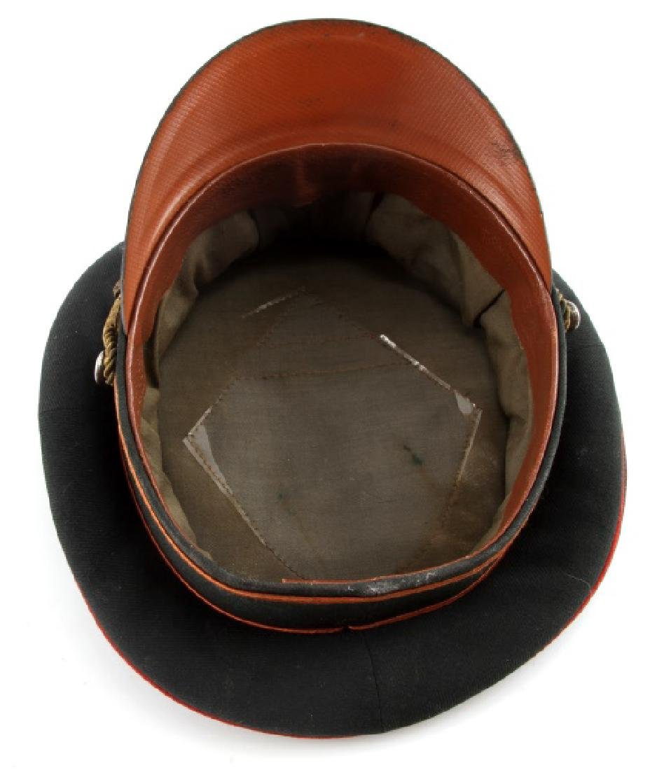 AUSTRIAN POST WAR BORDER POLICE SERVICE CAP - 4