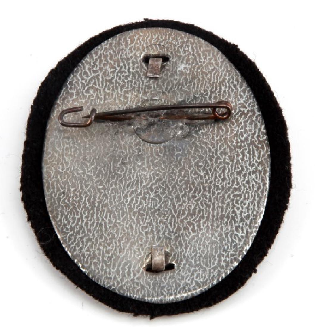 WWII THIRD REICH 1938 DER STALHELM PARTY SHIELD - 2