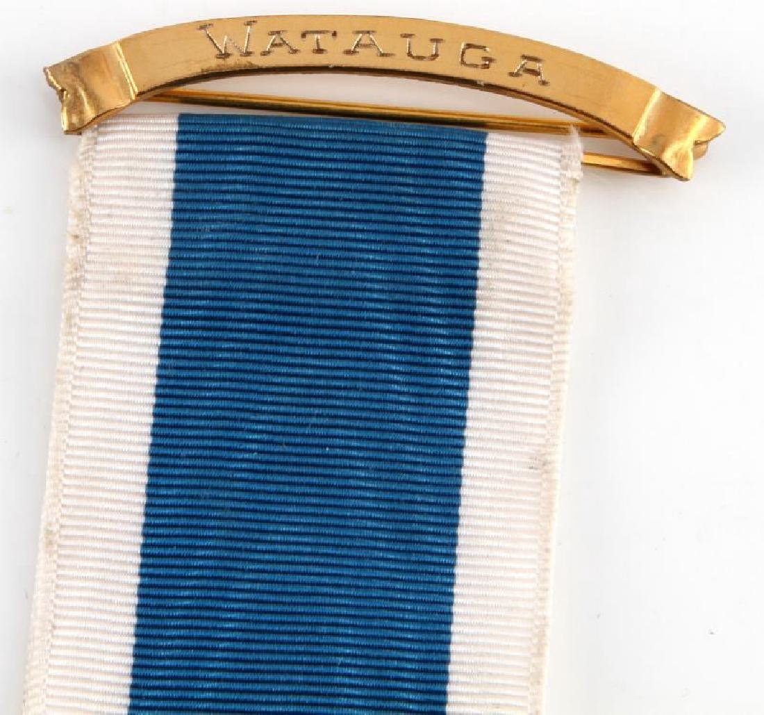 DAUGHTERS OF THE AMERICAN REVOLUTION MEDAL - 4