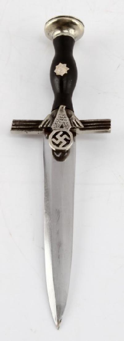 GERMAN WWII THIRD REICH RLB MINIATURE DAGGER