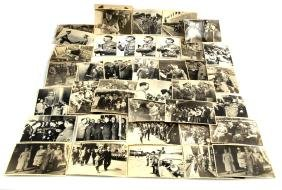 LOT OF 40 ADOLPH HITLER PHOTOGRAPHS WWII SS GERMAN