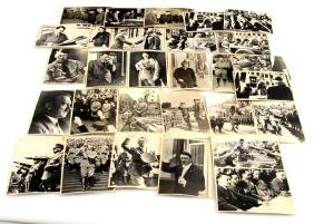 LOT OF 29 ADOLPH HITLER PHOTOGRAPHS WWII GERMAN