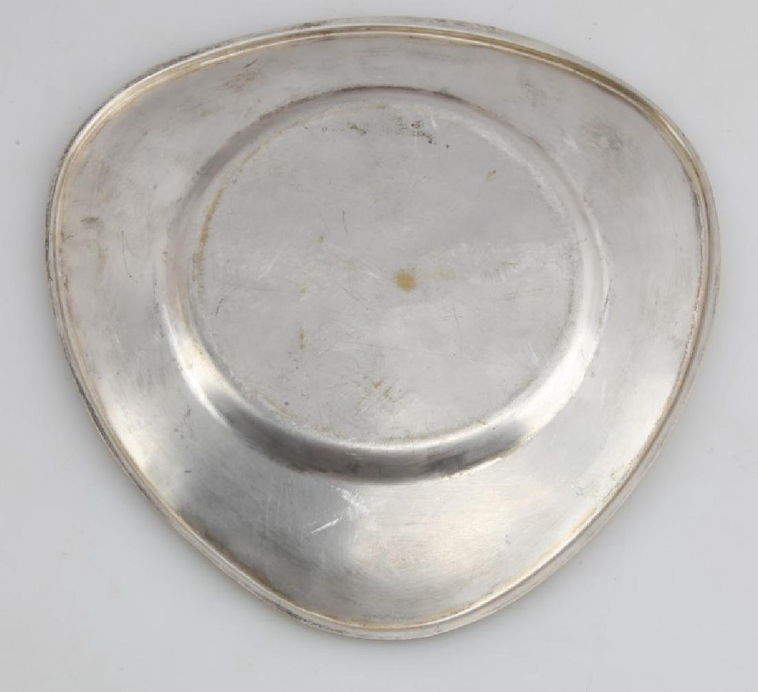 GERMAN 3RD REICH LUIFTWAFFE PRESENTATION PLATE SS - 3