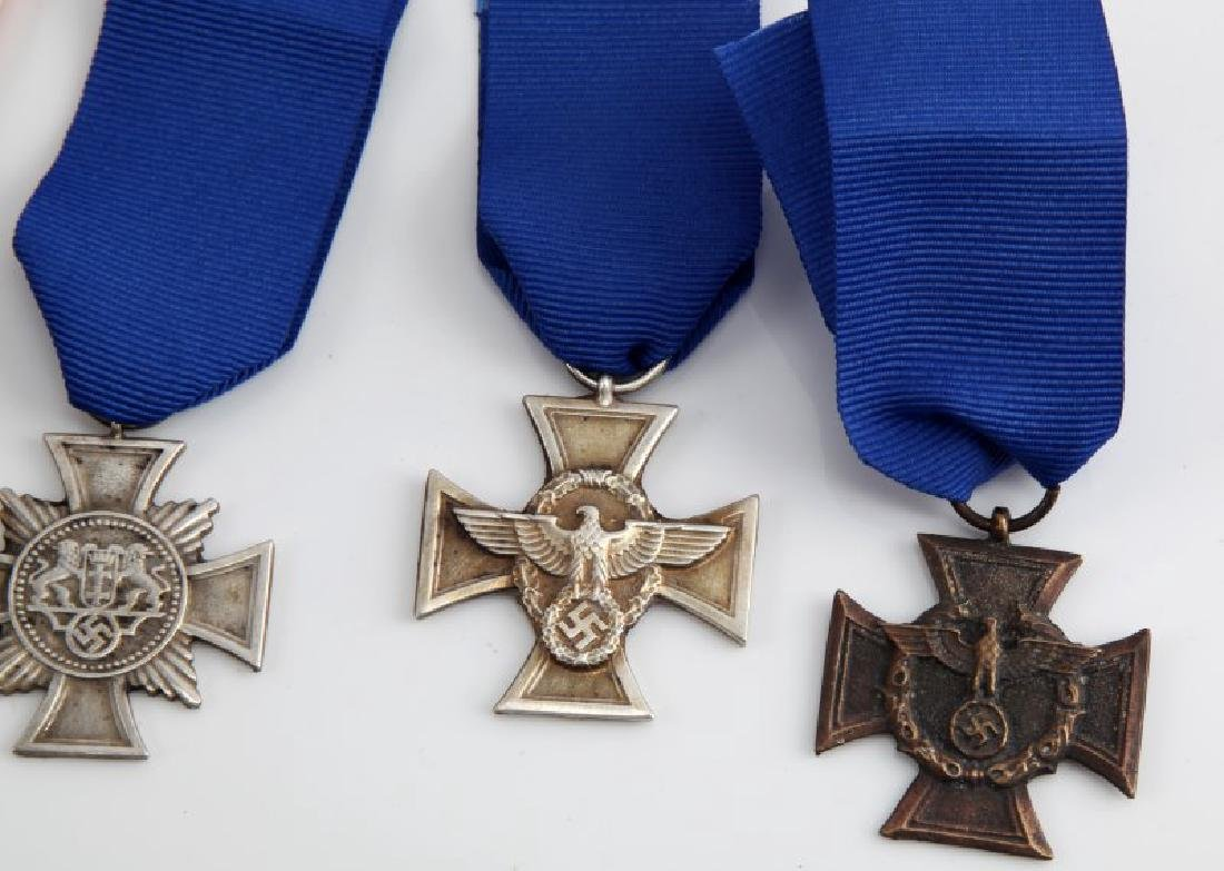 GERMAN WWII THIRD REICH PERIOD CROSSES - 3