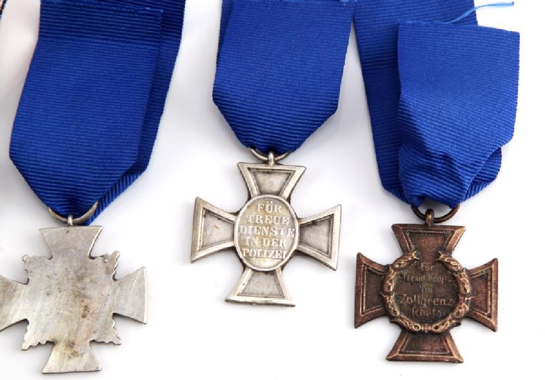 GERMAN WWII THIRD REICH PERIOD CROSSES - 5