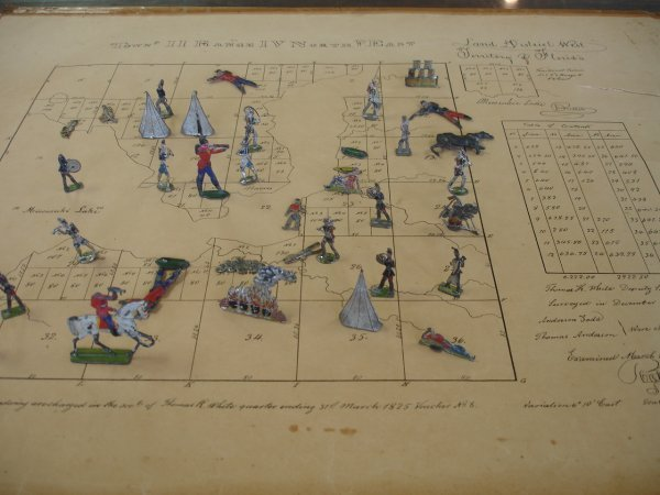 TIN SOLDIER CIVIL WAR ERA BATTLEFIELD COLLECTION
