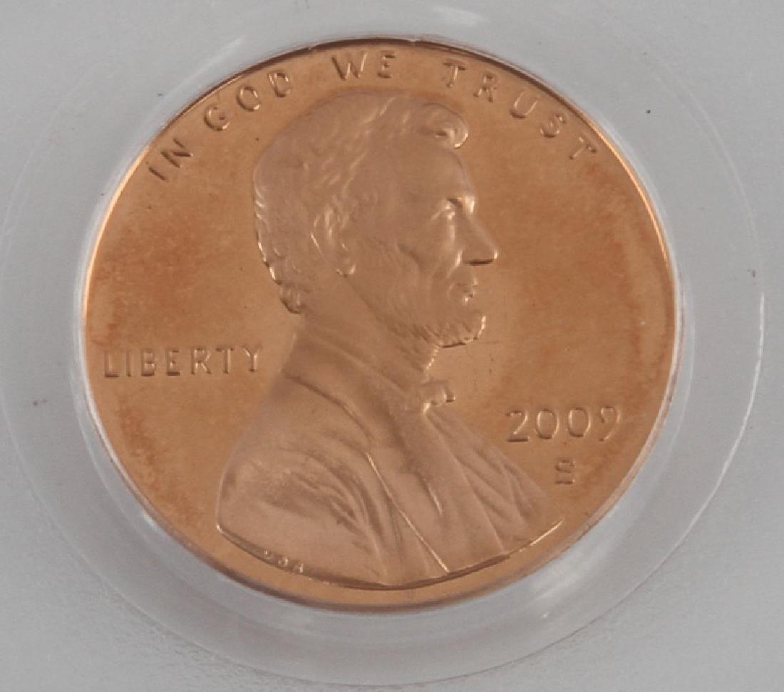 2009 S LINCOLN FORMATIVE & 2009 S PRESIDENCY PR70 - 5