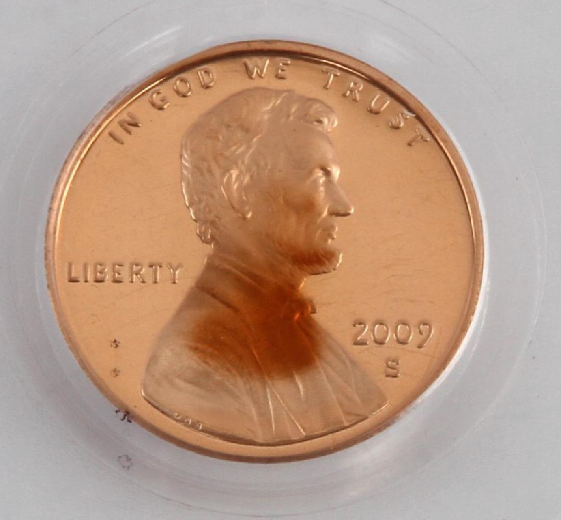 2009 S LINCOLN FORMATIVE & 2009 S PRESIDENCY PR70 - 6