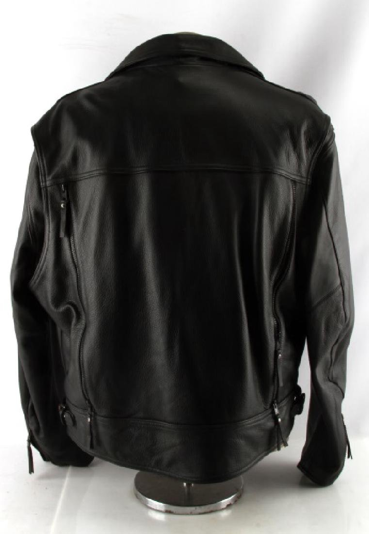 HARLEY DAVIDSON NEVADA JACKET LEATHER XL NEW - 4