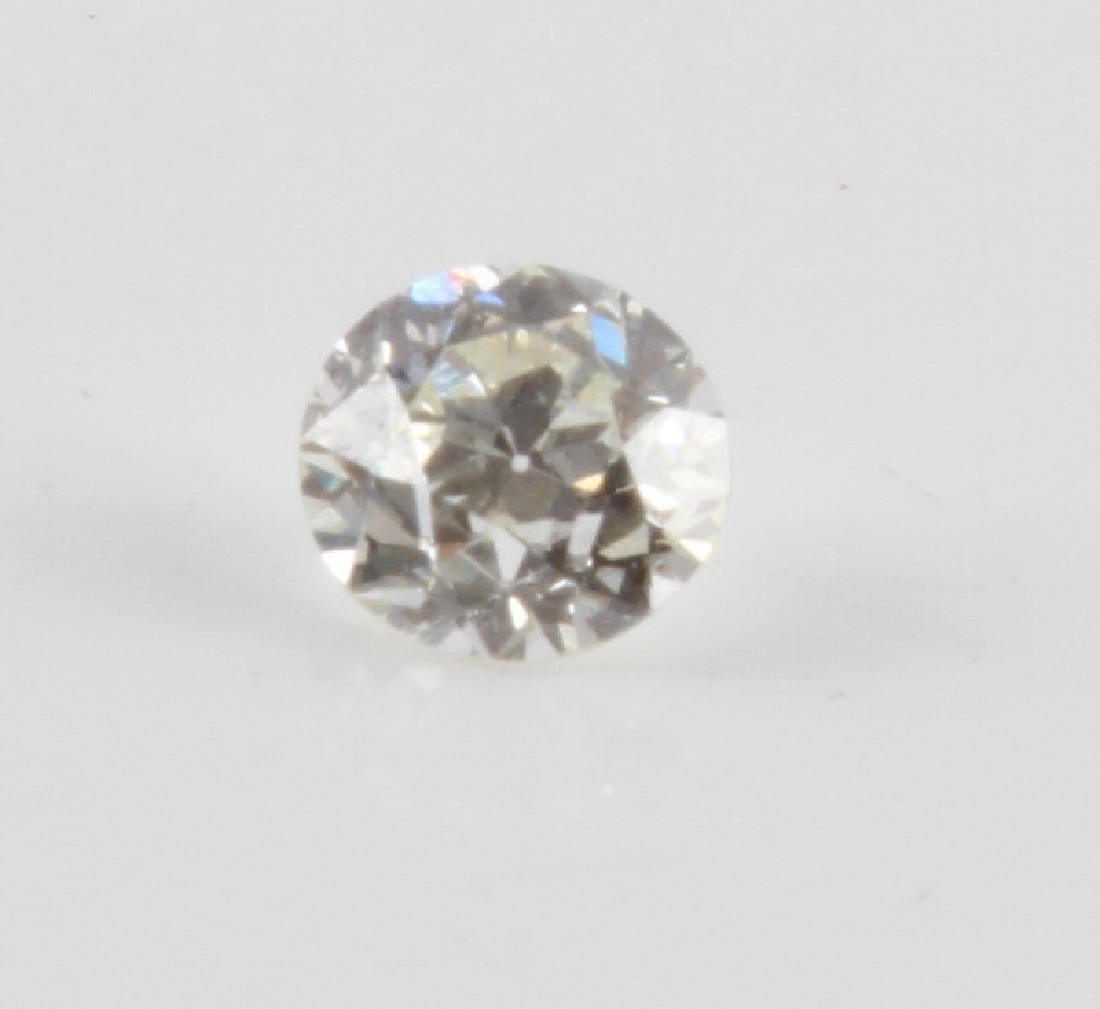 BRILLIANT 1 CARAT ROUND CUT LOOSE DIAMOND 1.03 TCW