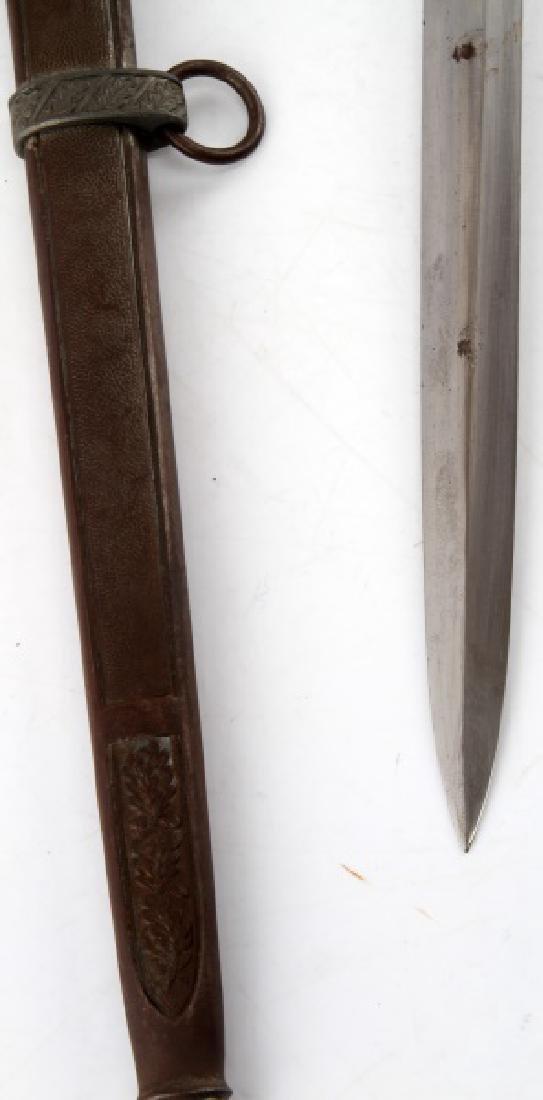 WWII GERMAN 3RD REICH 2ND MODEL LUFTWAFFE DAGGER - 6