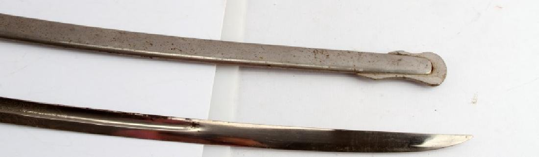 PRE WWII US OFFICERS SWORD W SHEATH - 9