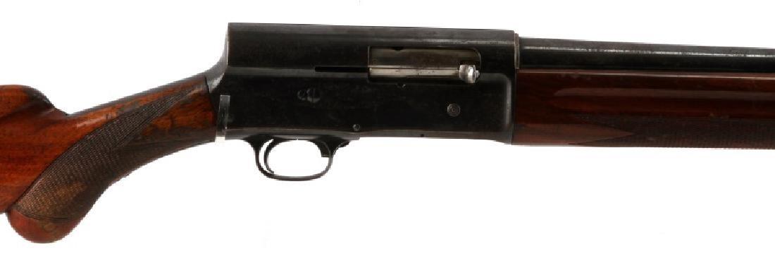 BROWNING A5 1920S BELGIUM 12 GA SEMI AUTO SHOTGUN - 2