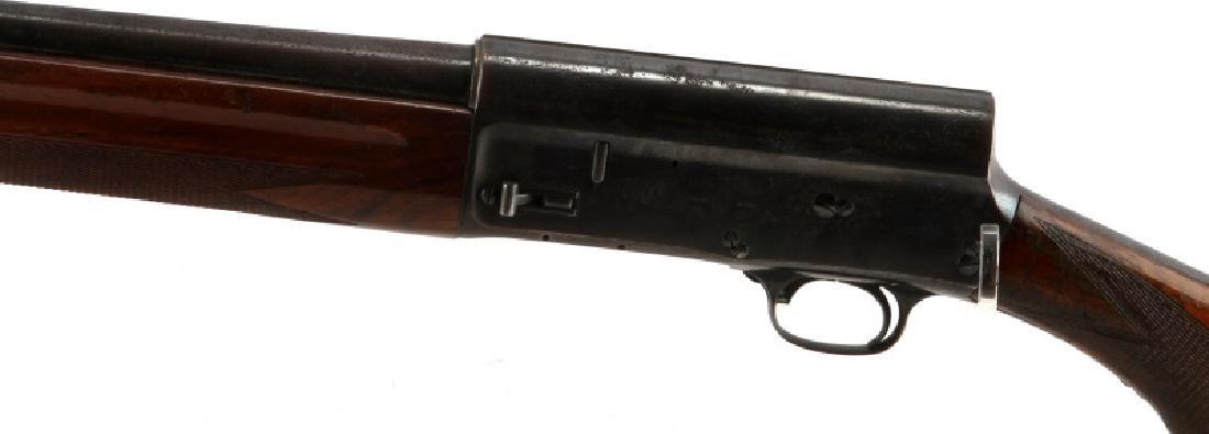 BROWNING A5 1920S BELGIUM 12 GA SEMI AUTO SHOTGUN - 5