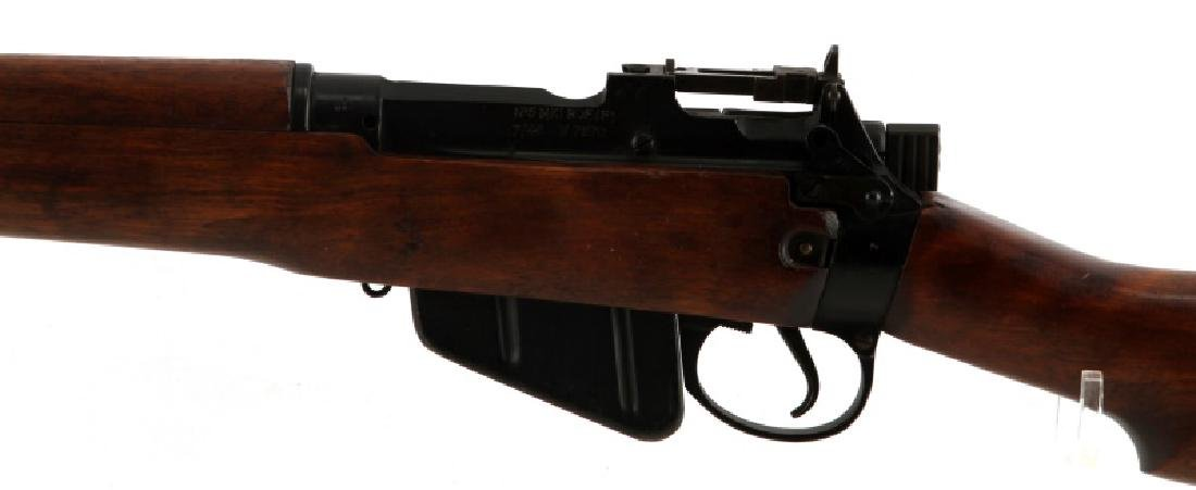LEE ENFIELD .303 NO. 5 MK I JUNGLE CARBINE RIFLE - 5