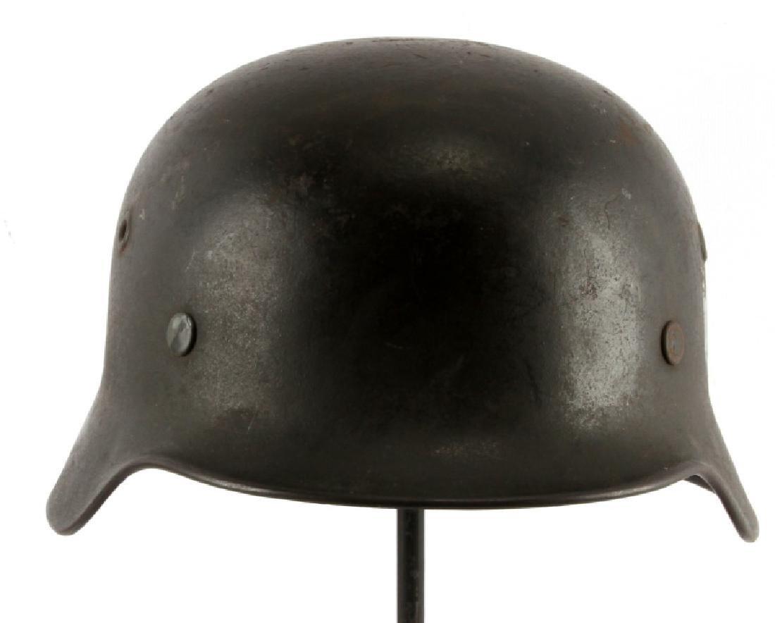 WWII THIRD REICH M40 ARMY HELMET SINGLE DECAL HEER