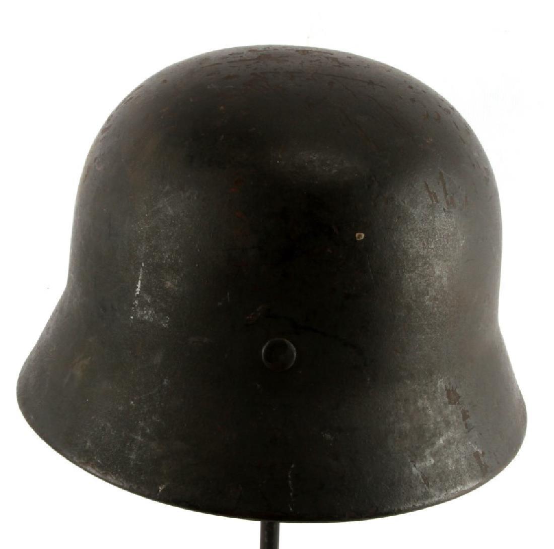 WWII THIRD REICH M40 ARMY HELMET SINGLE DECAL HEER - 3