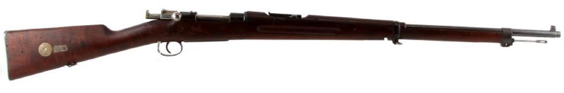 SWEDISH MAUSER M96 BOLT ACTION RIFLE 1918