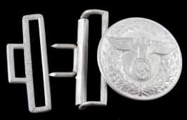 WWII GERMAN 3RD REICH NSDAP ADMIN OFFICIALS BUCKLE