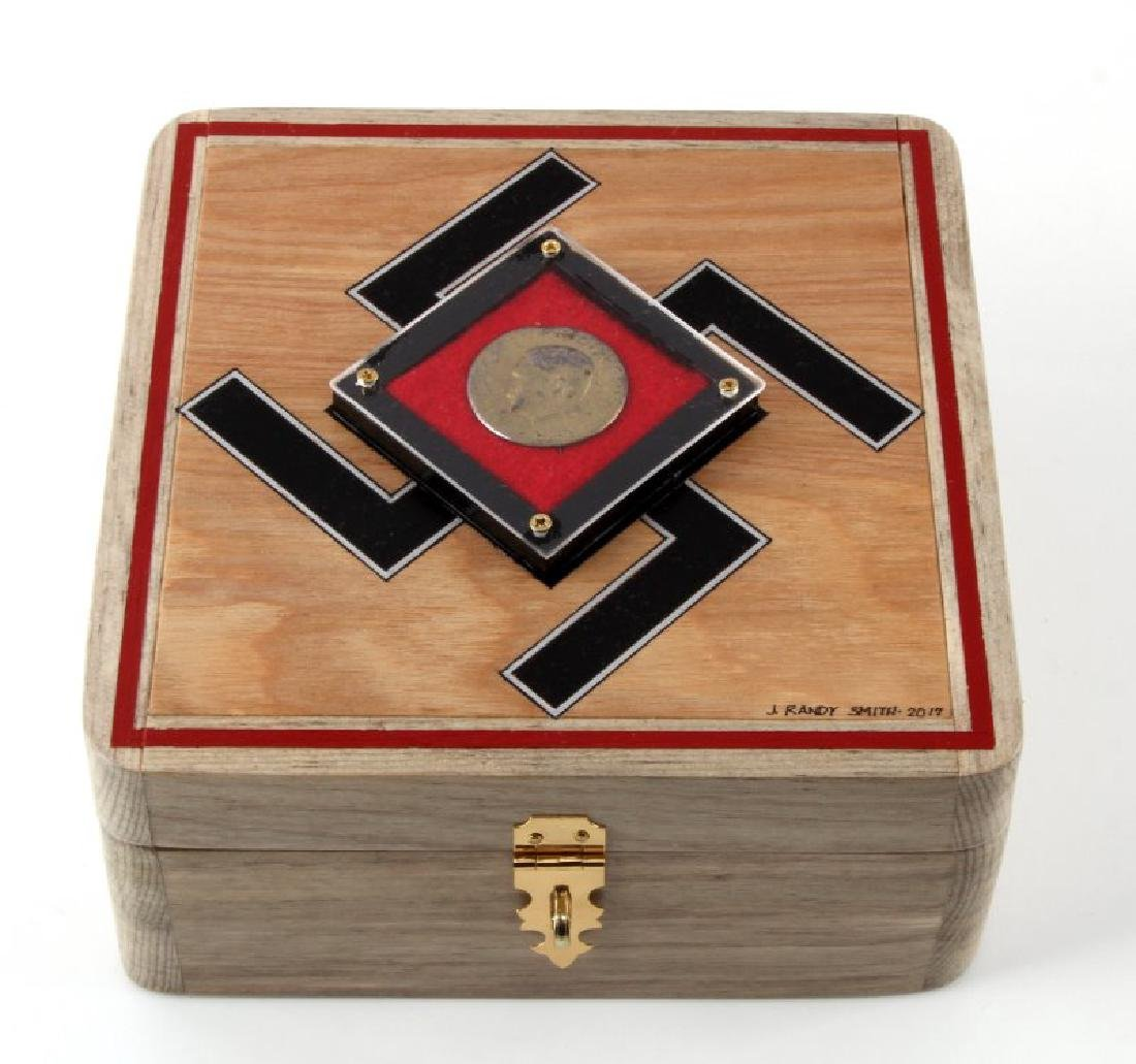 MILITARY COLLECTION THIRD REICH COMMEMORATIVE BOX