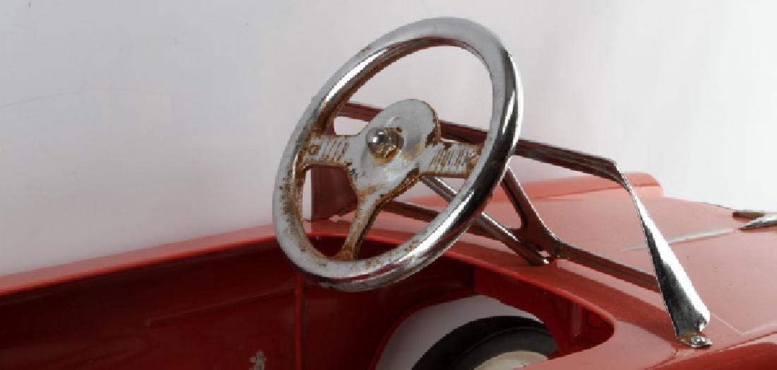 ANTIQUE 1955 CHEVROLET ORIGINAL PEDAL CAR
