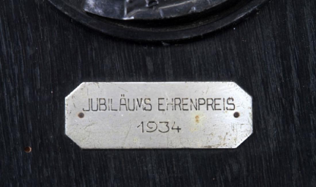 PRE WWII THIRD REICH JUBILAUMS EHRENPREIS AWARD