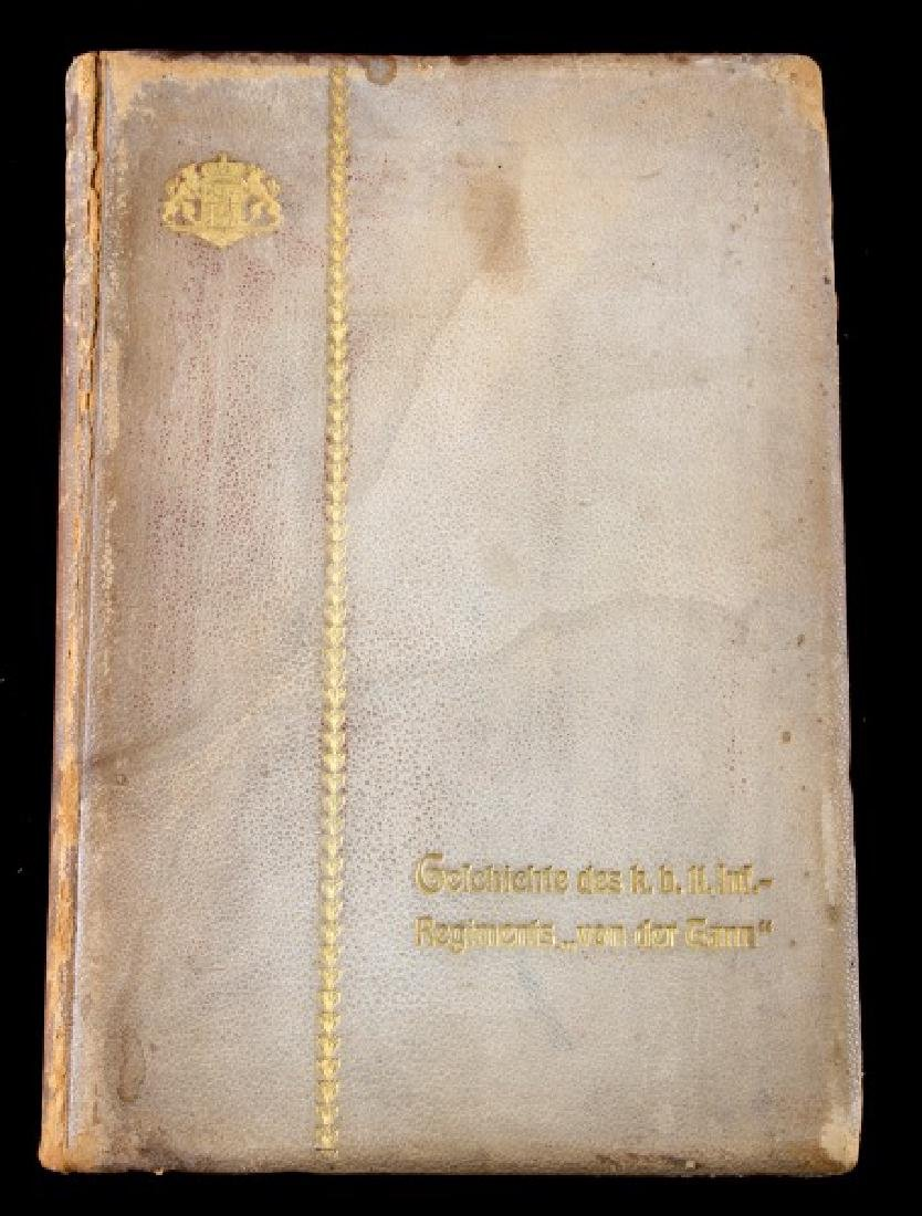 BOOK FROM HITLERS COLLECTION BERCHTESGARDEN