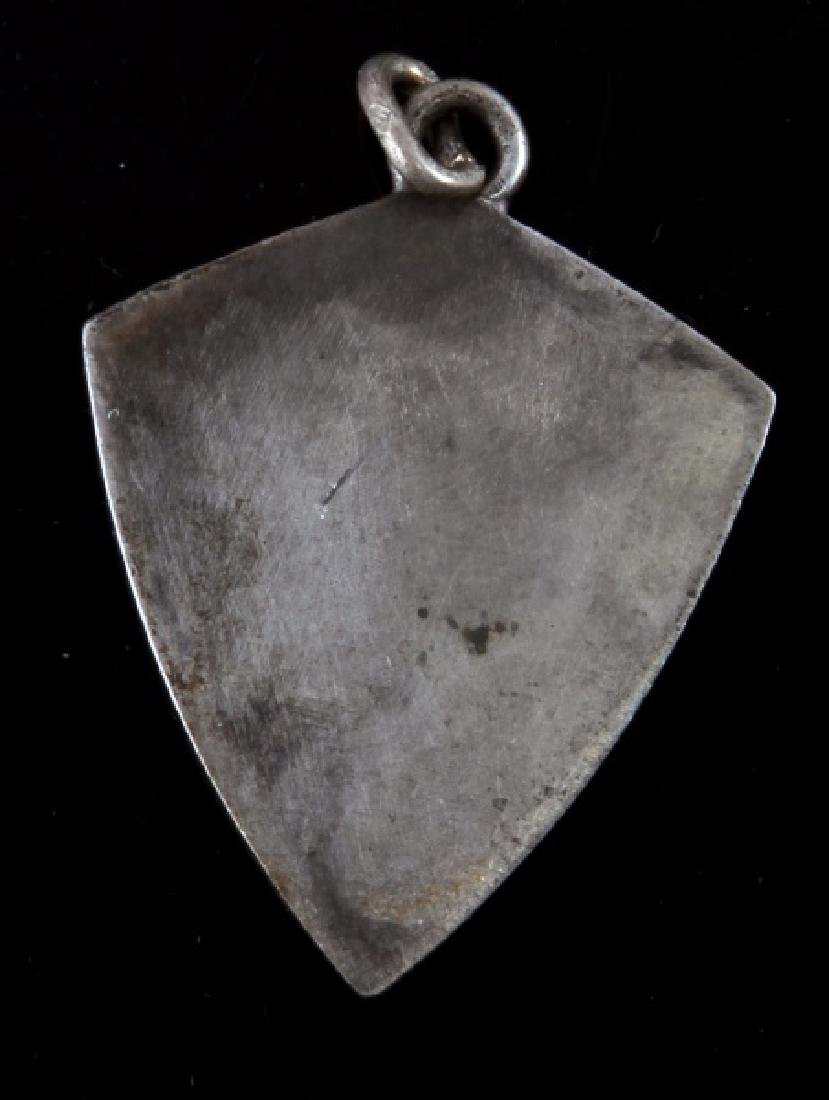 WWII THIRD REICH SWEDISH PARTY WOMANS AMULET