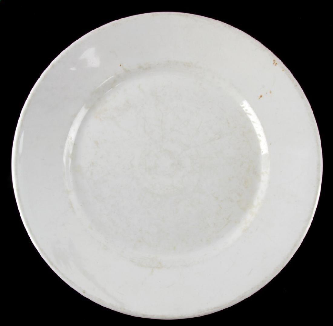 WWII GERMAN THIRD REICH HEER DINNER PLATE