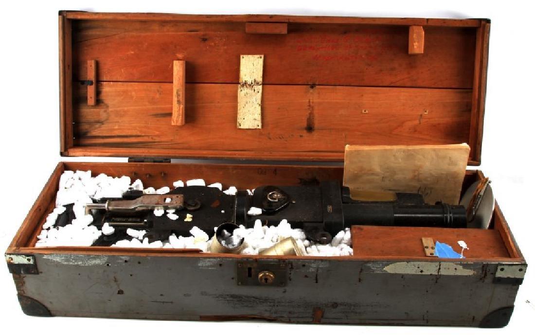 WWII JAPANESE AERIAL GUNNERY TRAINING CAMERA
