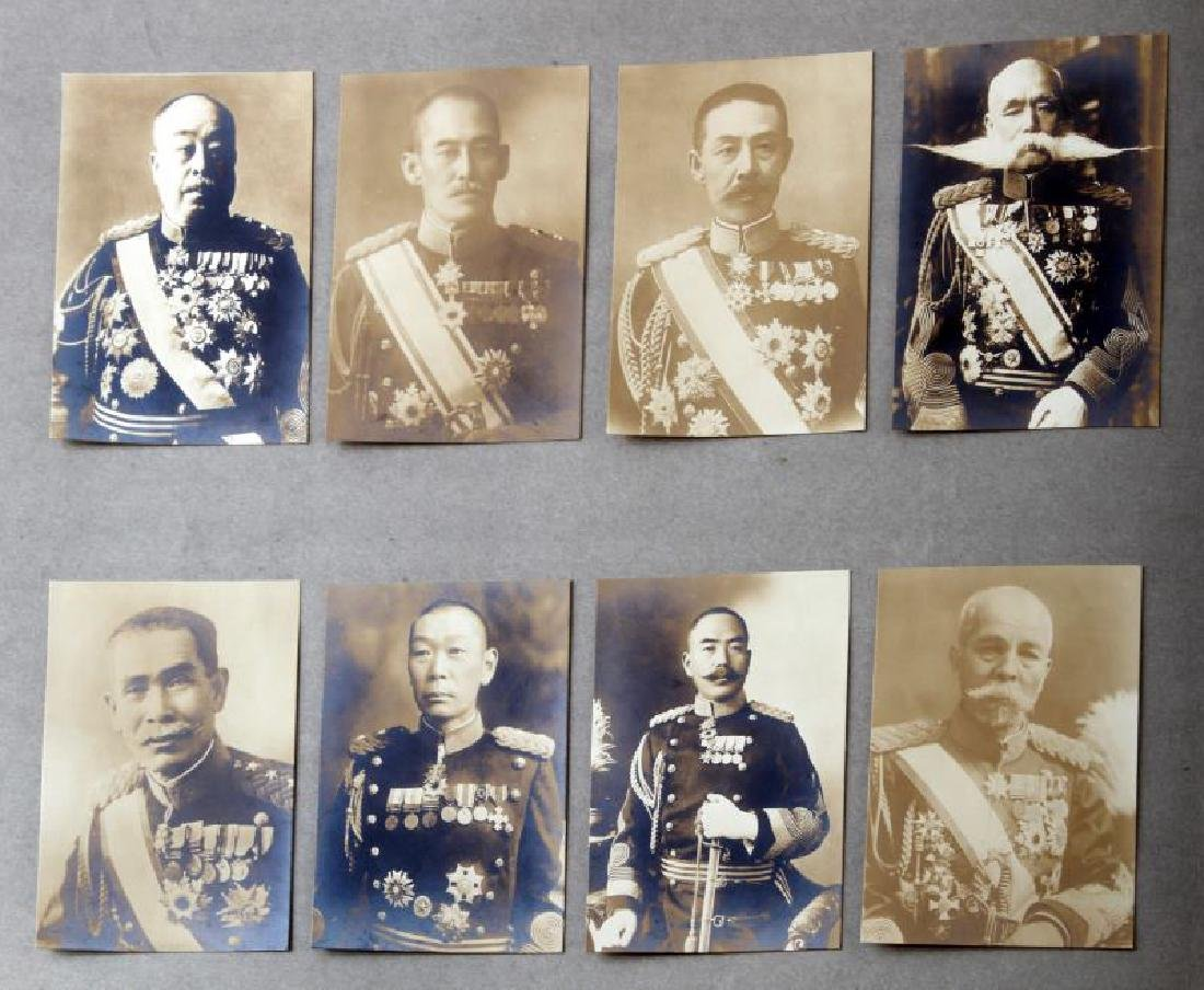 WWI IMPERIAL JAPAN MILITARY 200 PLUS PHOTO ALBUM - 2