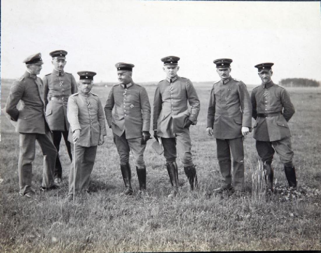 WWI IMPERIAL GERMAN ZEPPELIN PHOTOGRAPH ALBUM - 5