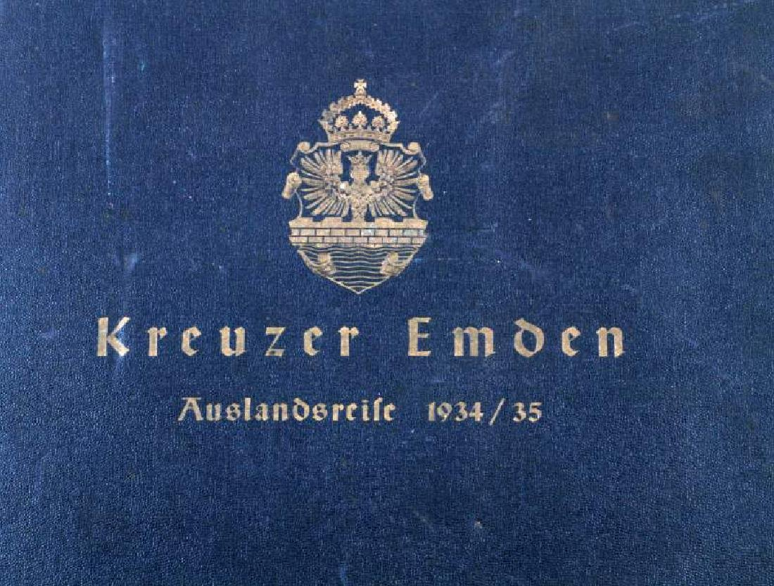 2 PRE AND EARLY WWII GERMAN REICH PHOTO ALBUMS - 2
