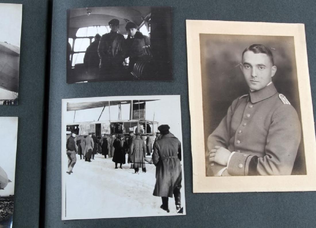 GERMAN EARLY 20TH CENTURY ZEPPELIN PHOTO BOOK - 5