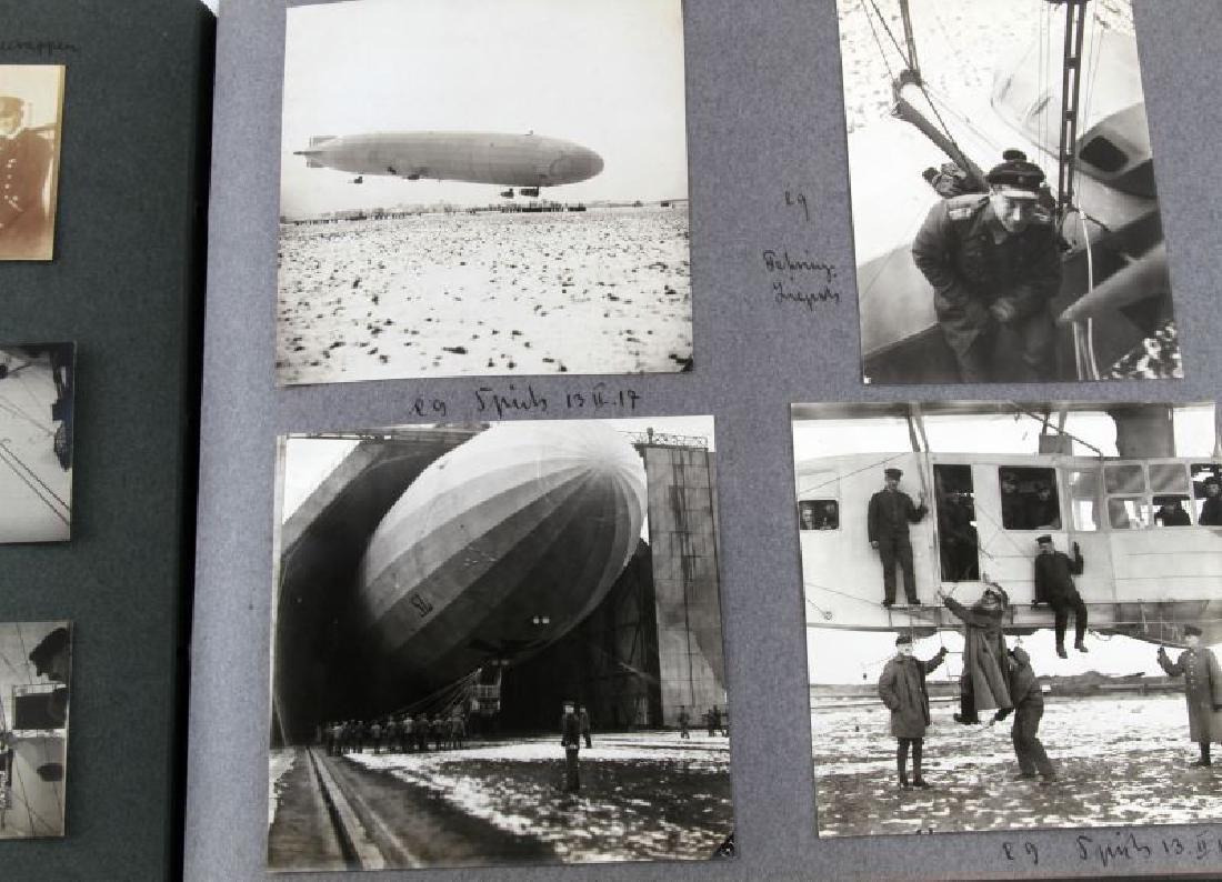 GERMAN EARLY 20TH CENTURY ZEPPELIN PHOTO BOOK - 6