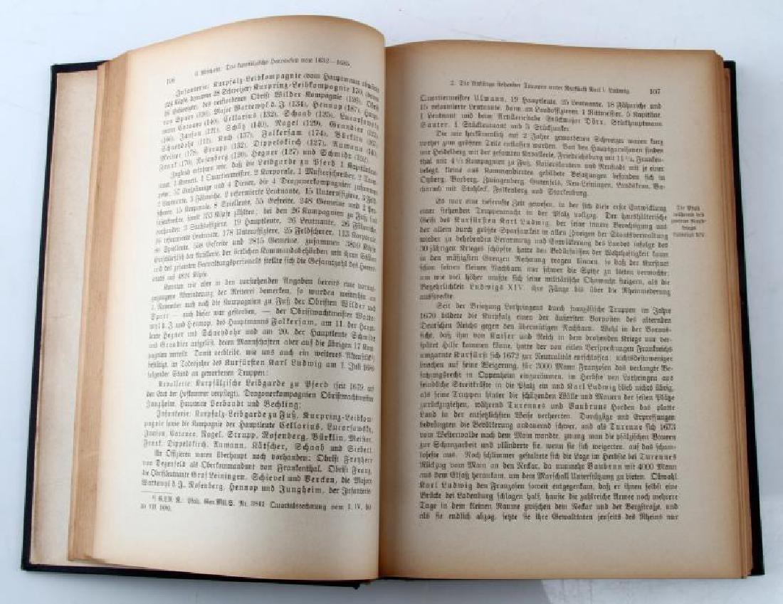 BOOK FROM ADOLF HITLERS LIBRARY OSKAR BEZZEL - 2