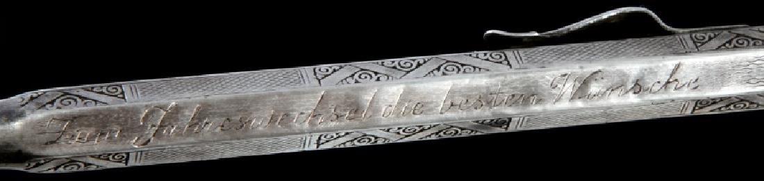 ADOLF HITLER ENGRAVED LEAD PENCIL FROM EVA 1937 - 5