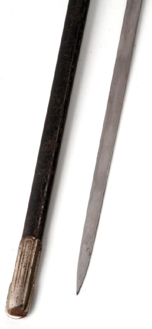 WWII GERMAN THIRD REICH SS CANDIDATE SWORD - 5