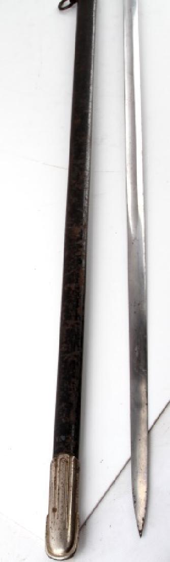 WWII GERMAN THIRD REICH SS CANDIDATE SWORD - 8