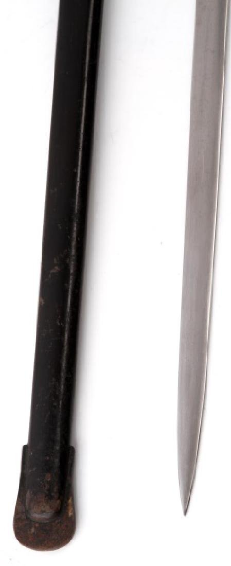 WWII GERMAN THIRD REICH SS OFFICERS SWORD - 4