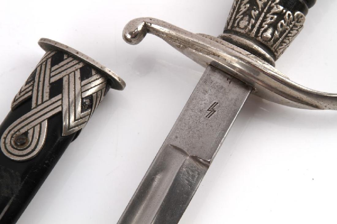 WWII GERMAN THIRD REICH SS OFFICERS SWORD - 7