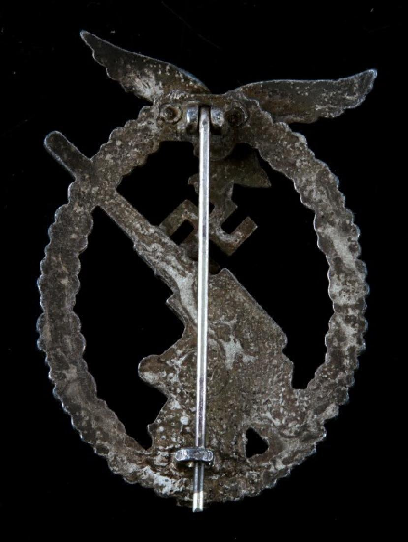 WWII GERMAN LUFTWAFFE FLAK ARTILLERY BADGE - 2