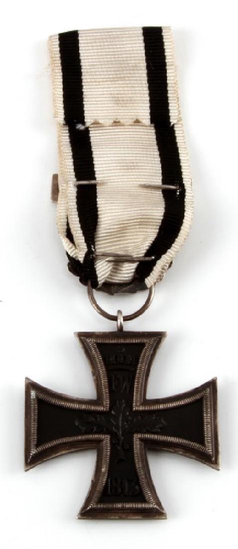 1870 GERMAN IRON CROSS 2ND CLASS NON COMBATANTS - 5